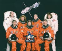 STS-96 Official NASA Crew Portrait